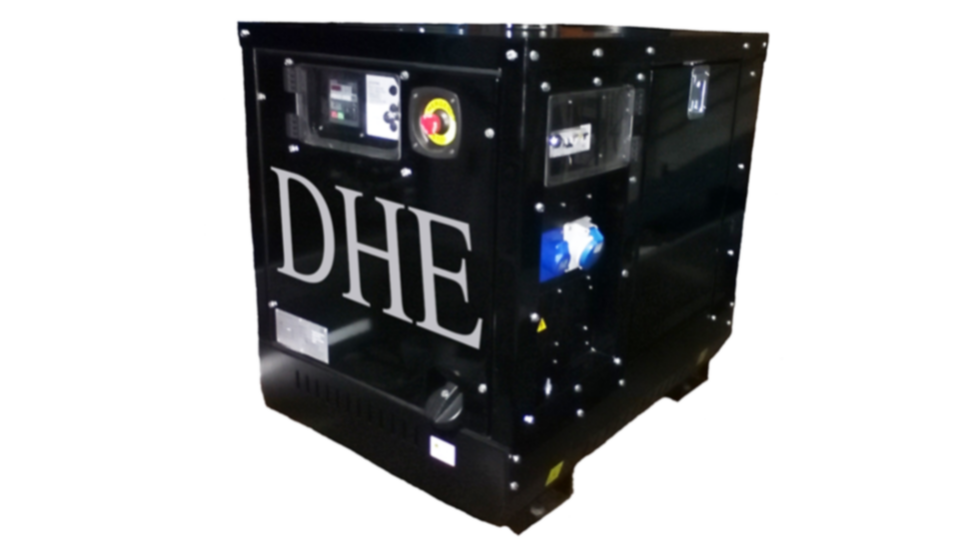 Worcestershire Stage Hire 8KVA Generator