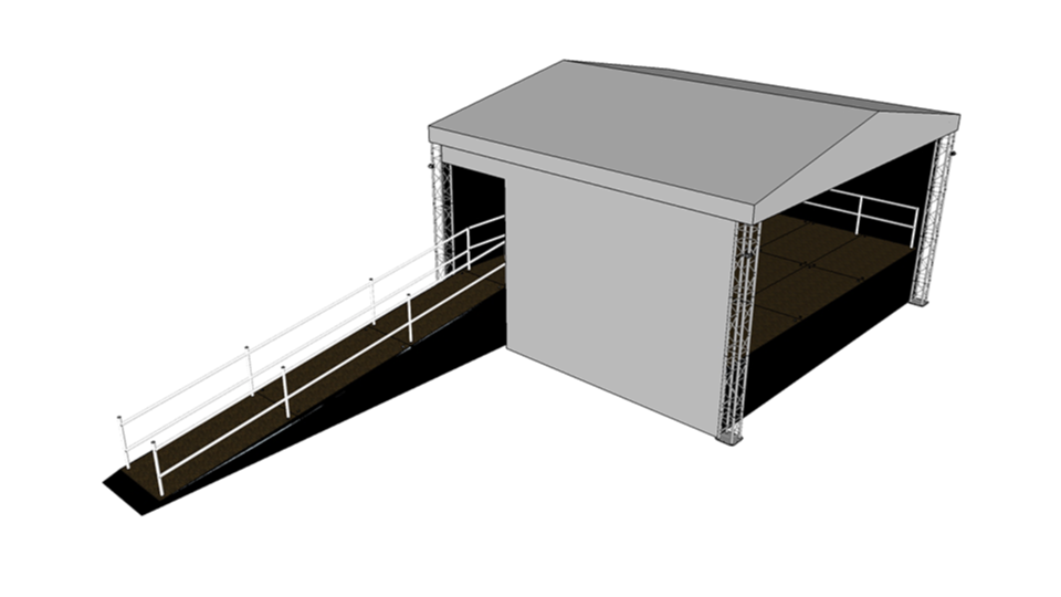 Arc Stage 3 with Accessibility ramp